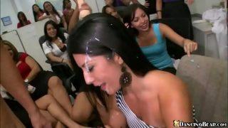 Party Cumshot XXX Video
