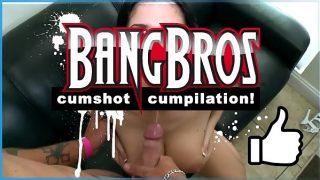 BANGBROS – Slow Motion Cumshot Cumpilation Video! Fuck Yeah!