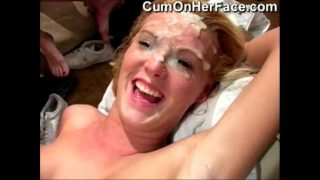 Members Party GABBY All Cum